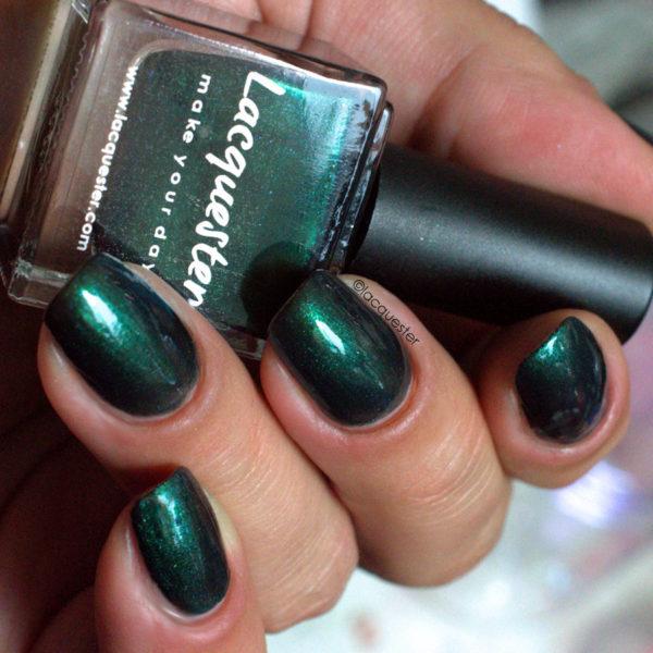 Lacquester - Darkest Days Smaragdus