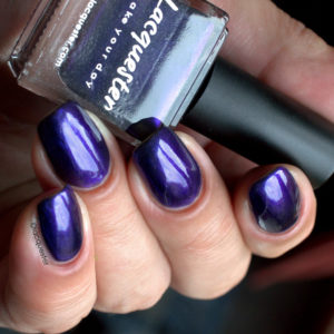 Lacquester - Darkest Days Violetta
