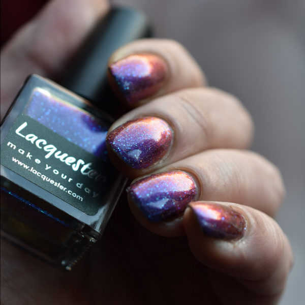 Lacquester - Galaxy Sunset