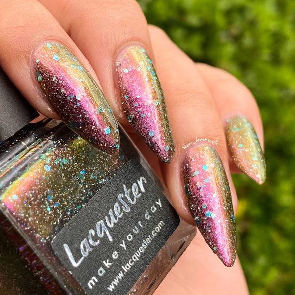 Lacquester - Furcifer