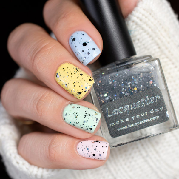 Lacquester - Smoke & Ashes Top coat