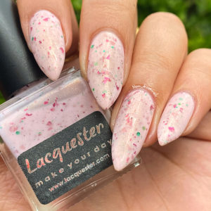 Lacquester - Promises of Peonies