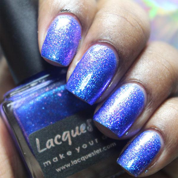 Lacquester - Gone Blues!